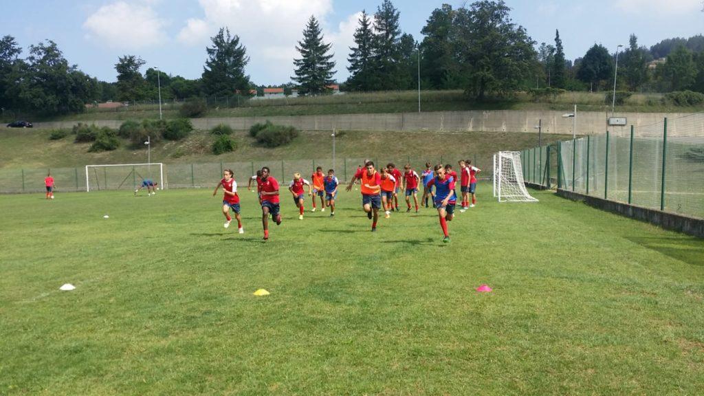Quattro gioielli della Reggio Calcio convocati nelle Rappresentative nazionali Under 17 e Under 16