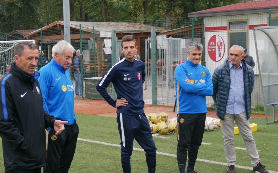 """Portieri in pole. Una giornata splendida col """"Giaguaro"""" Luciano Castellini sul sintetico della Reggio Calcio"""