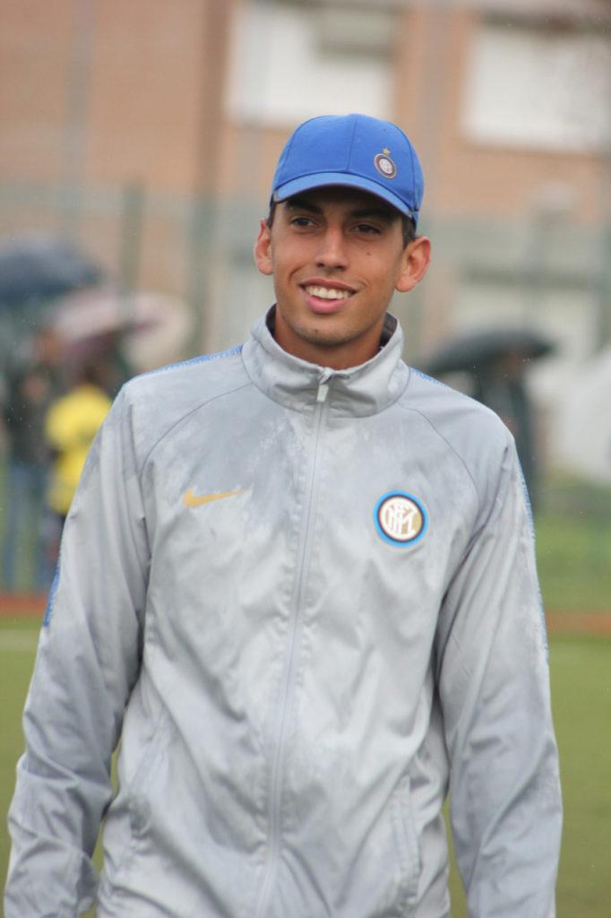 Mehdi Russo, consigliere e tecnico della Reggio Calcio