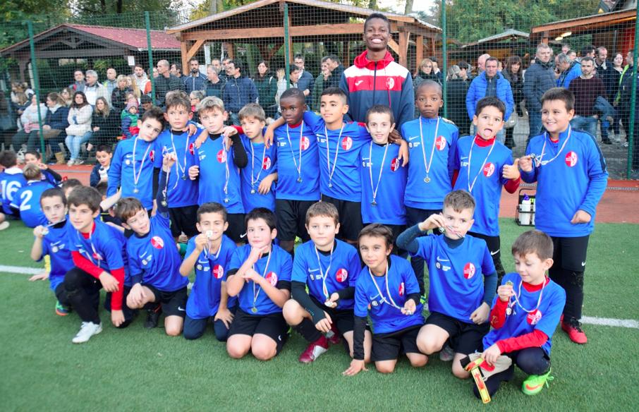 Reggio Calcio, venerdì 1 novembre avrà luogo il 5° torneo di Halloween con 320 bimbi in campo