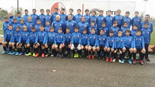 Reggio Emilia Football Cup: domenica 8 dicembre la Reggio Calcio ospiterà sul sintetico Merli alcuni tra i più fulgidi talenti italiani del 2008