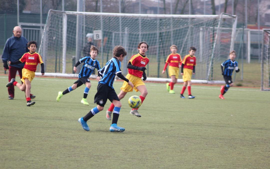 Reggio Calcio, tanta qualità all'Inter Day di domenica sotto gli occhi dei tecnici nerazzurri