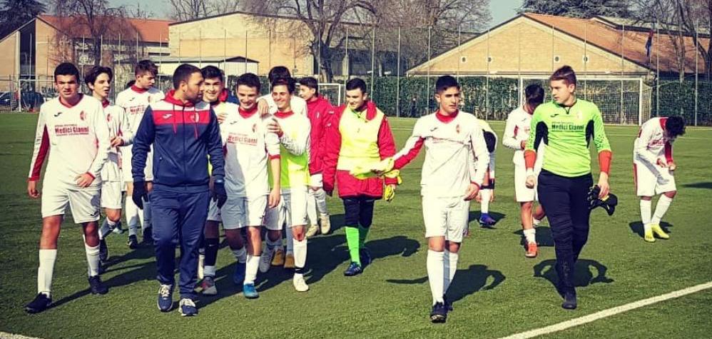 Tommaso Falavigna della Reggio Calcio, unico reggiano convocato in Rappresentativa Under 16 nazionale. Lo vuole il Toro