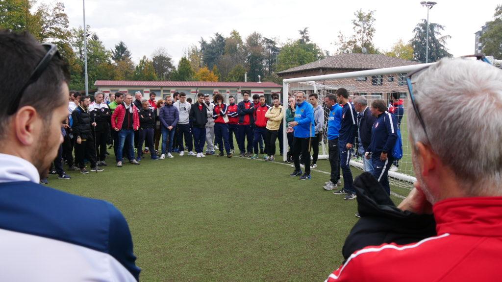 Reggio Calcio, sabato 22 gli allenatori a lezione dai tecnici dell'Inter