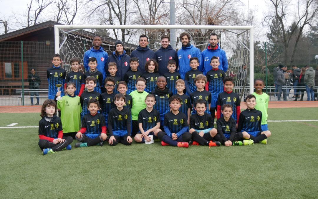 Grande successo del Torneo di Carnevale e del 4° stage per gli allenatori organizzato da Reggio Calcio e Inter