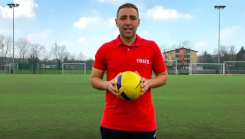 Il Coronavirus non ferma la Reggio Calcio: allenamenti in video a casa per i giovani atleti
