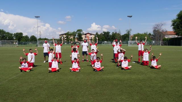 """Reggio Calcio, tutti sul campo fino al 28 agosto con """"Calcio estivo 2020″"""