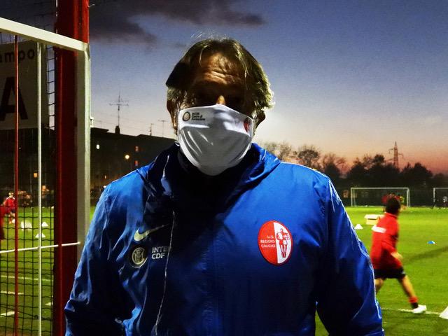 Reggio Calcio, così ci siamo adeguati al nuovo dpcm