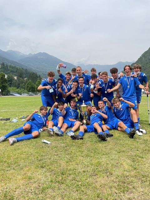 Il trionfo in Nazionale del portiere della Reggio Calcio: Mario Guadalupi vince in azzurro, vola al Modena e si ispira al suo mito Gigi Buffon
