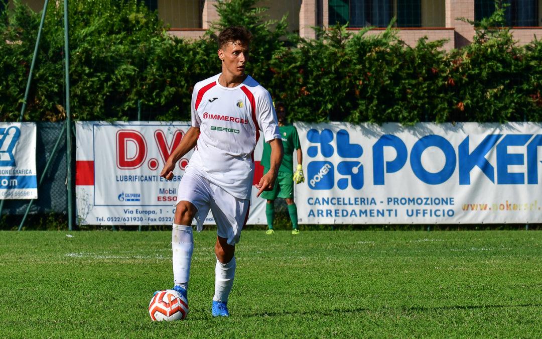 """Il giovane ex granata, appena acquistato dal Pisa, poi girato al Fiorenzuola, partì dalle giovanili della Reggio Calcio prima di approdare al Parma – Fausto Vezzani: """"Piccinini? Ha qualità, gli auguro grandi successi"""""""